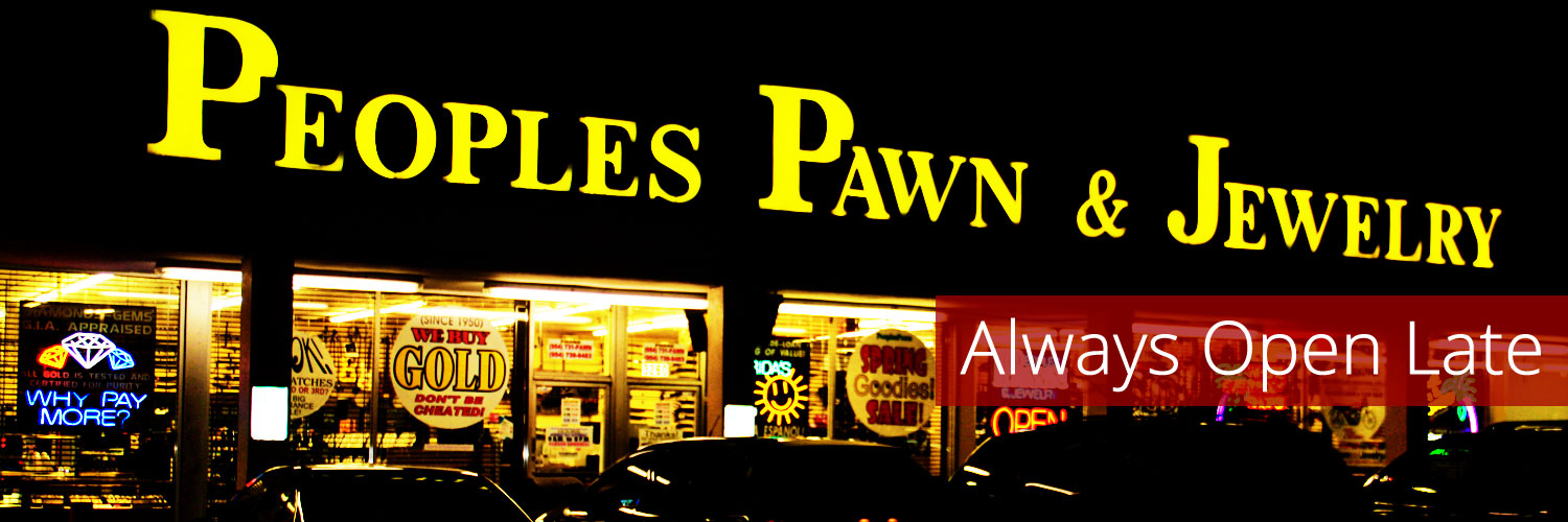 pawn shops peoples pawn jewelry